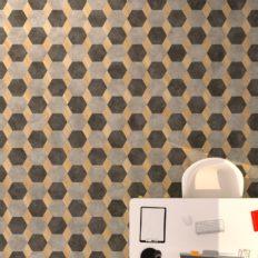LVT vinila flīzes IVC Moods hexagon